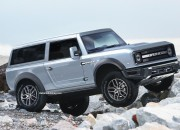 The Ford Bronco made its first appearance back in 1966 as a vehicle without any roofs or doors giving it a very sporty appearance which was Ford's Original All-Purpose Vehicle.