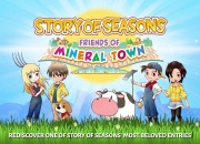 It wasn't always called Story of Seasons. Before it was called such, this franchise went by another name that most people are familiar with- Harvest Moon.