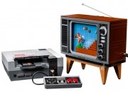 Relive what it was like to have an NES thanks to Lego's 2600-piece replica of the modem. And what's more, it comes with an interactive TV that shows the game Super Mario Bros which you have to turn constantly in order for Mario to actually move.