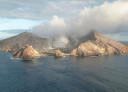 This new alert system will be able to warn of a volcano's eruption ahead of time. If this system was in place last year, the White Island incident would have been prevented.