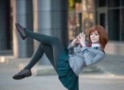 Among the popular anime characters that cosplayers love to recreate is My Hero Academia's Ochako Uraraka — a U.A. High student whose alter-ego has the power to make things weightless. Let us look at three of these popular cosplayers who nailed their Ochako Uraraka impression as featured in Dexerto.