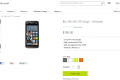 BLU Win HD LTE on Microsoft Store