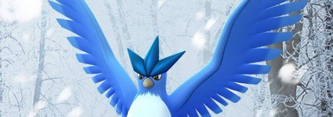 Articuno Is Making a Comeback to the Legendary Raids