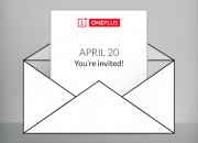 OnePlus has scheduled a special event for Monday, April 20, when it is expected to unveil the new-generation One Plus 2.