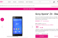 T-Mobile Sony Xperia Z3 on sale