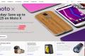 Motorola Moto X flash sale