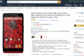 Motorola Droid Ultra unlocked on Amazon